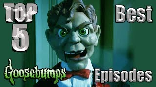 Top 5 Best Goosebumps Episodes