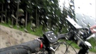 SDuro mit Yamaha am Berg - 1100 Hm in 37 min