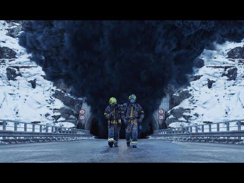 Туннель Опасно для жизни - Русский трейлер (2020)