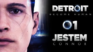 CYBERPUNK 2038?! Detroit Become Human PL E01