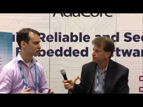 ARM TechCon 2016: Ada, long in the tooth, but as viable as ever