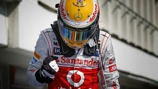 Lewis Hamilton - Wonderman