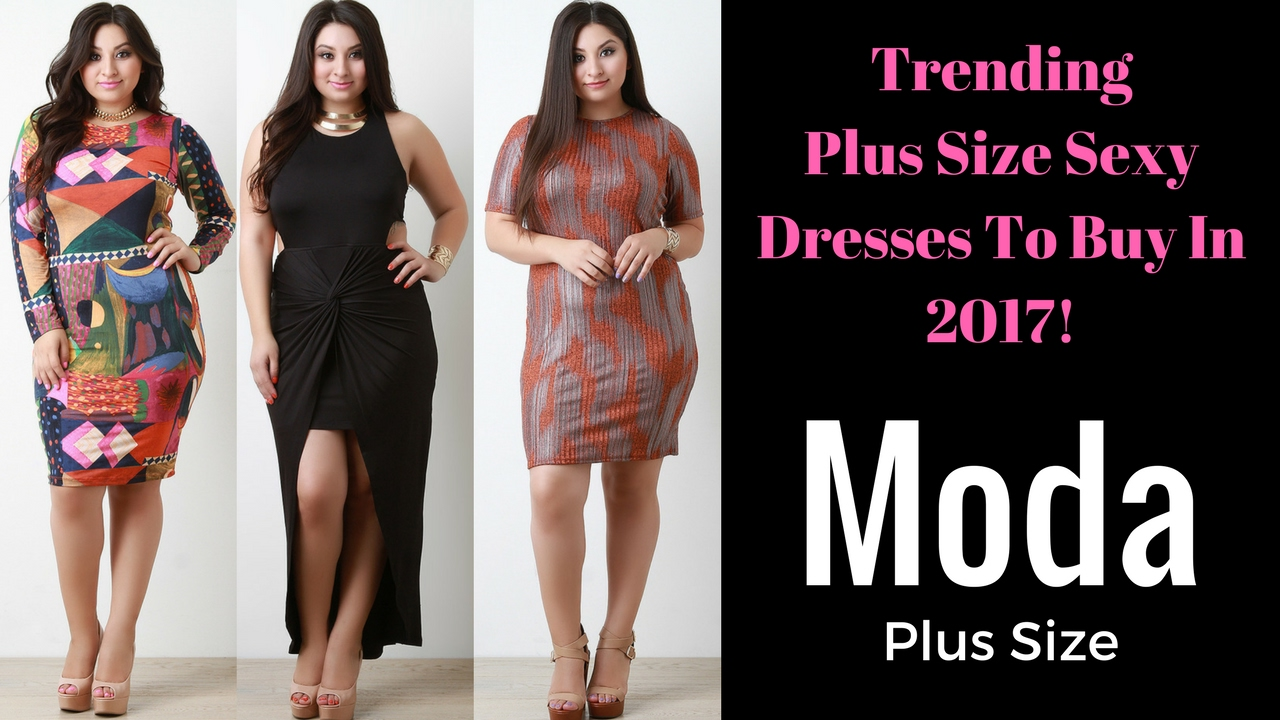 6bd27a2c9 Plus-Size Cocktail   Party Sexy Dresses For Women - Vestidos Plus Size  Outfits Fiesta Para Gorditas