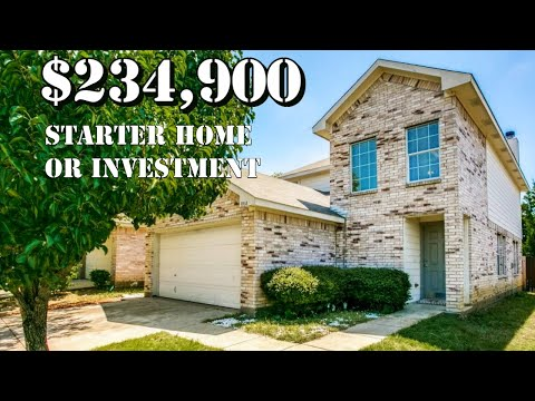 Perfect Starter Home or Investment Property! Only $234,900! Dallas Home for Sale