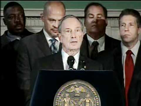 Mayor Bloomberg Announces Major Pension Investment Governance and Management Reforms