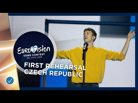 Lake Malawi - Friend Of A Friend - Czech Republic 🇨🇿 - First Rehearsal - Eurovision 2019