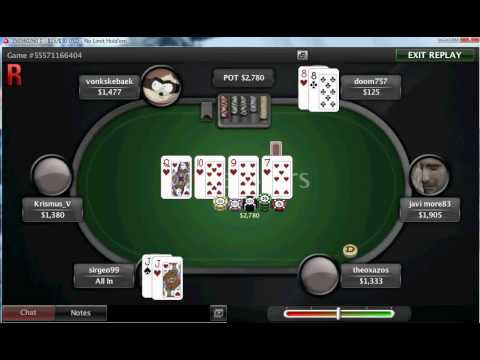What is the worst bad beat in poker best slot games online casinos