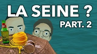 QUE TROUVE T-ON DANS LA SEINE ? - PART. 2