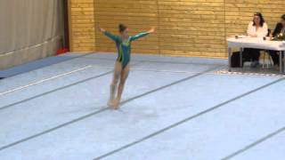 Tamea Friedel, Boden, POYC - Pre-Olympic-Youth-Cup 2016