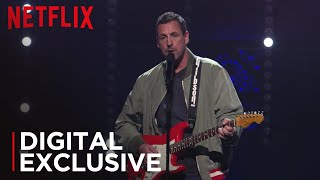 Adam Sandler: 100% Fresh | Bar Mitzvah Boy Official Music Video [HD] | Netflix