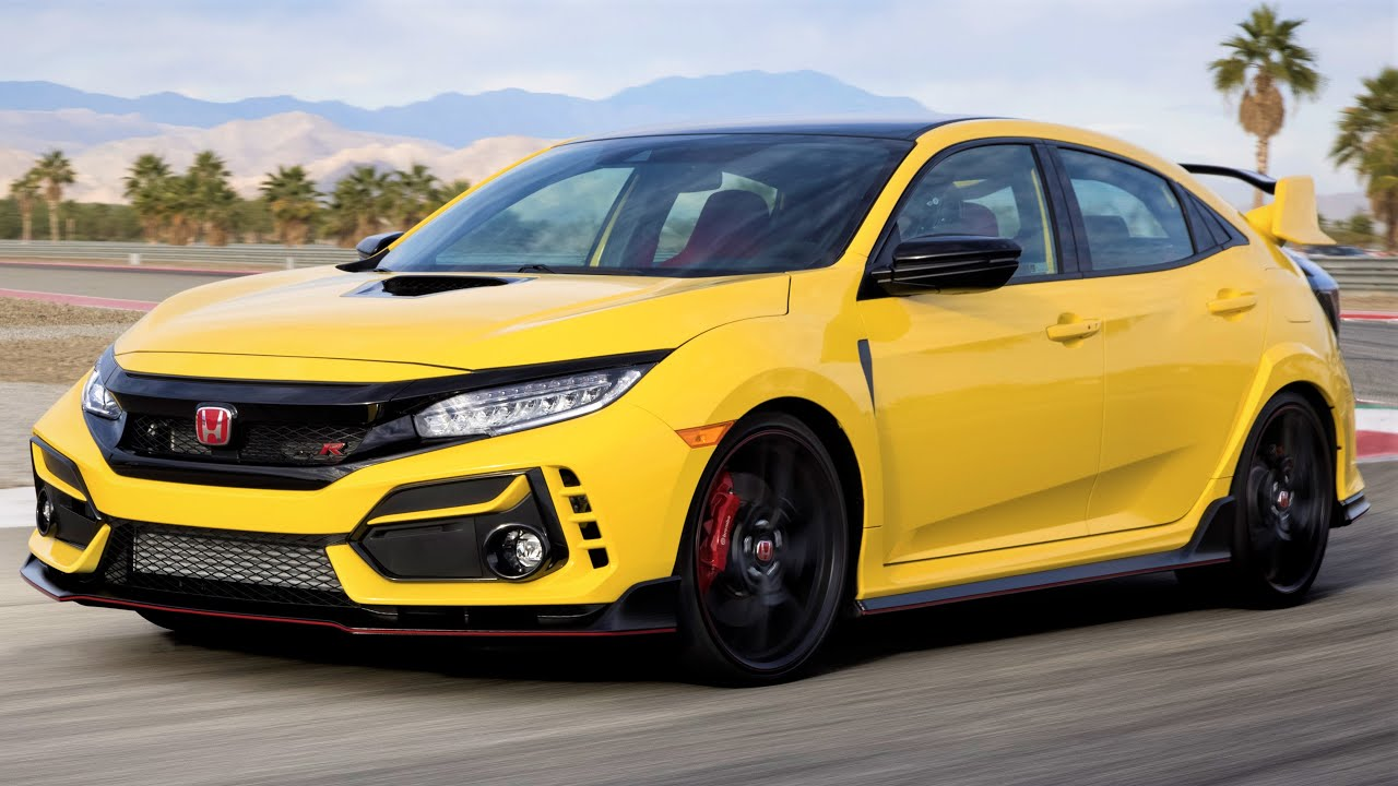 2021 Civic Type R Limited Edition – Ultimate Track-Focused Hot Hatch |  AutoSportMotor
