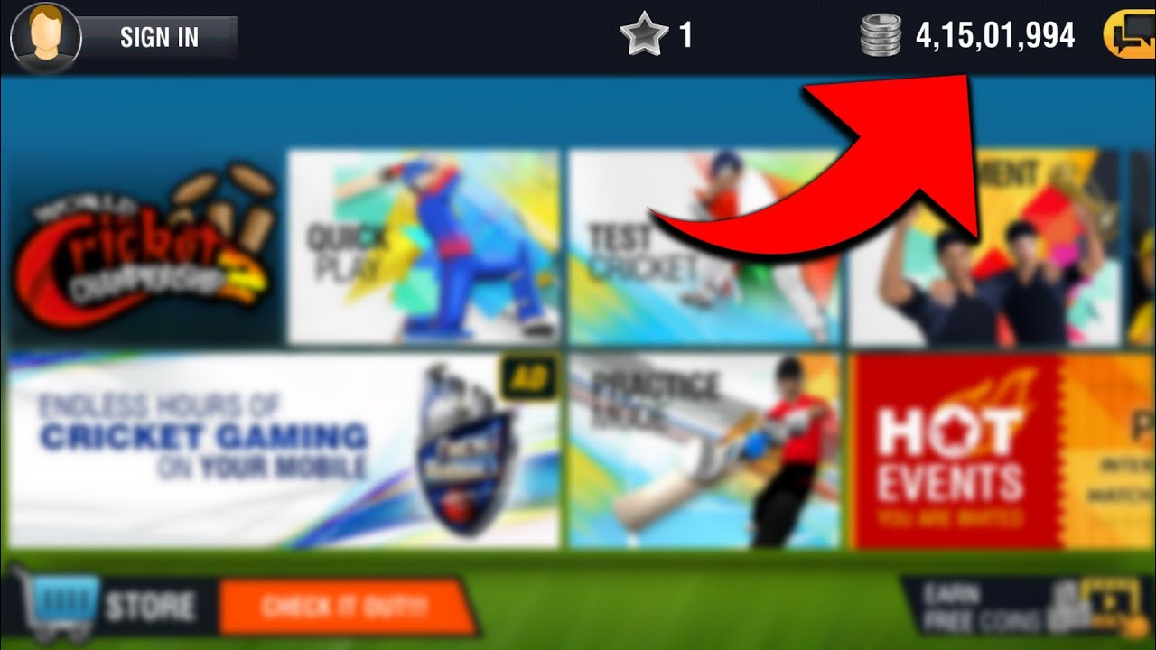 How to Download Hack World Cricket Championship 2 ...