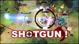 Dota 2 Tricks: SHOTGUN !