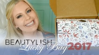 Beautylish Lucky Bag 2017 Unboxing | 3 Bags | Mine, My Daughter