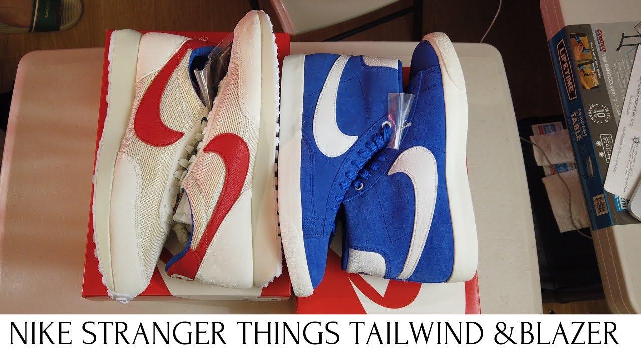 Nike stranger things Independence Day