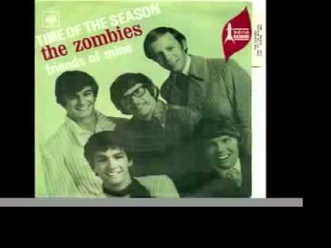Zombies Time of the Season1968