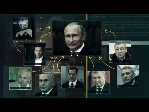 ZDF: Путин и мафия.