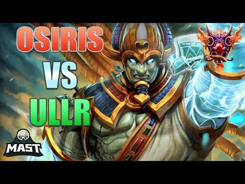 SMITE Osiris: Masters Duel - Hand of the Gods!