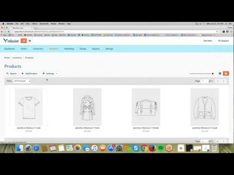 Volusion Training #24: Sorting your Products on Category Pages