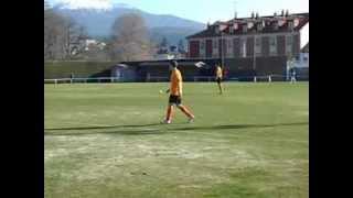Tercera División G. VIII 28ª J. La Granja 2 - Unami 2 15/3/2014 (1)
