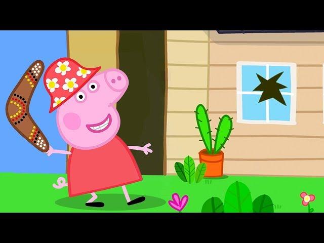 Peppa Pig English Episodes | Boomerang | Peppa Pig Official