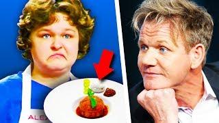 Top 10 Gordon Ramsay MasterChef Junior Moments (Season 1)