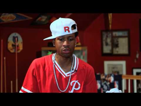 Allen Iverson interview about the Reebok Questions