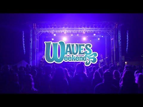 Pepperdine University   Waves Weekend