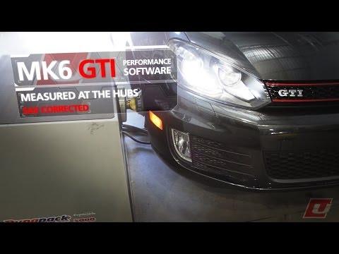 Unitronic MK6 GTI Performance Software