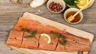 Маринад для лосося на гриле