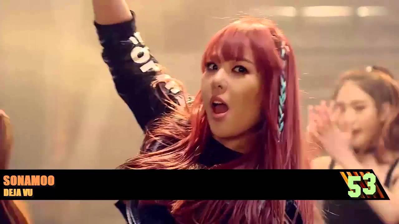 Top 100 KPop Best Songs of 2015 Female Version - YouTube
