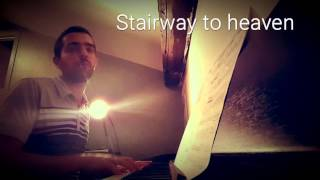 Stairway to heaven (led zeppelin piano cover)