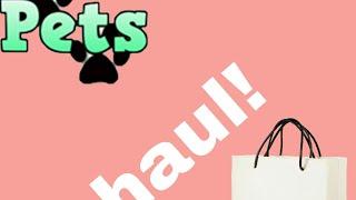 Pet Haul! :3 {Adopt Me!} {ROBLOX}