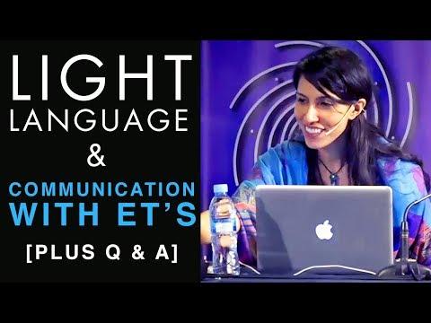 Light Language & Communication with ET's - Honovi Strongdeer