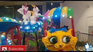 Kids' Carousel Ride| Prince and Princess Kitty Carousel Ride For Kids.
