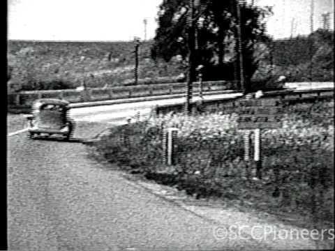 Trips to Santa Cruz, 1937 and 1938