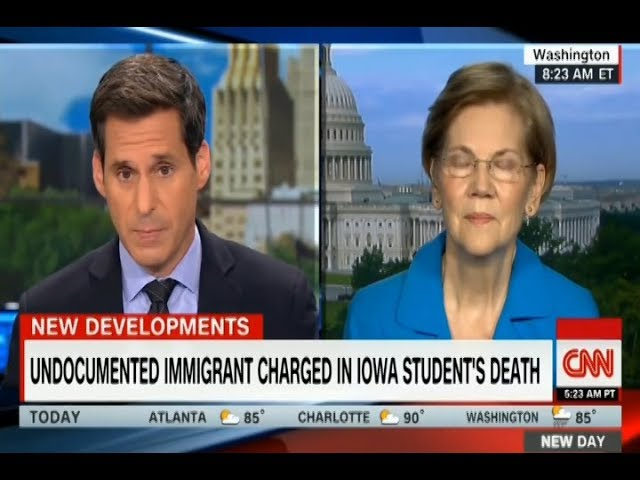 Elizabeth Warren Only Cares About Real Problems