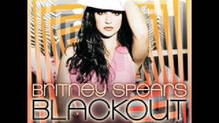 Radar DOWNLOAD and lyrics !! Britnet Spears / Blackout