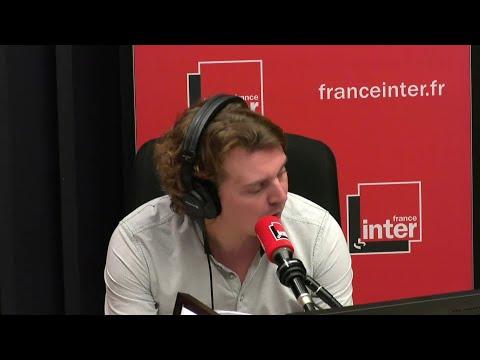La chute libre de Nicolas Hulot sur sa gauche - Le Journal de 17h17