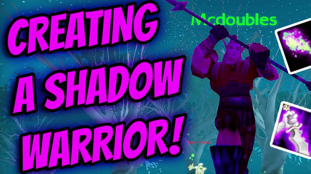 Download CREATING A SHADOW HYBRID! - WoW with Random Abilities - Project Ascension OUTLAW Season 6 - Ep. 1