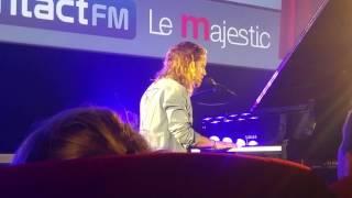 Julien Doré - Sublime et Silence - Concert VIP Contact FM