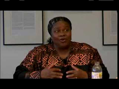 Bernice Johnson Reagon in conversation