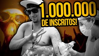 ESPECIAL DE 1 MILHÃO DE INSCRITOS!