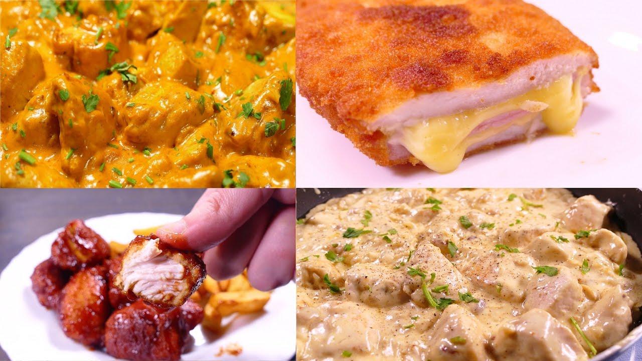 5 recetas de pechugas de pollo que no puedes perderte for Comidas rapidas de preparar