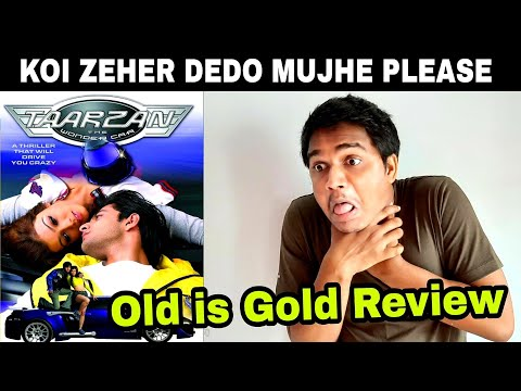Taarzan The Wonder Car - Roast with Ajay Devgn   Old is Gold Review  