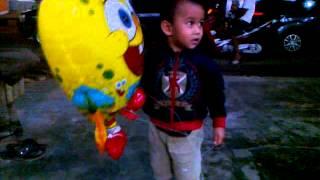 Akhtar N Balon Spongebob ;)