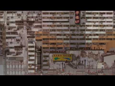 Kowloon Matte Painting