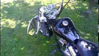 Kingway Chopper 50 po 15 tys. km