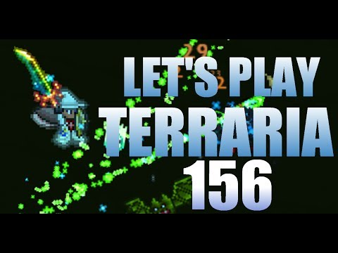 Let's Play Terraria 1.2 Ep. 156 - The Hunt For Vitamins