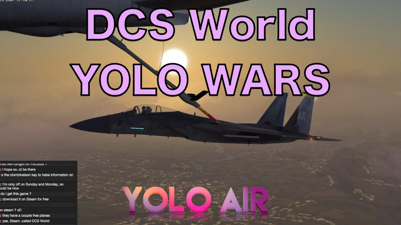 DCS World Multiplayer | DA YOLO WARZ | Final ASS-Imilation | 27 Sep 2015